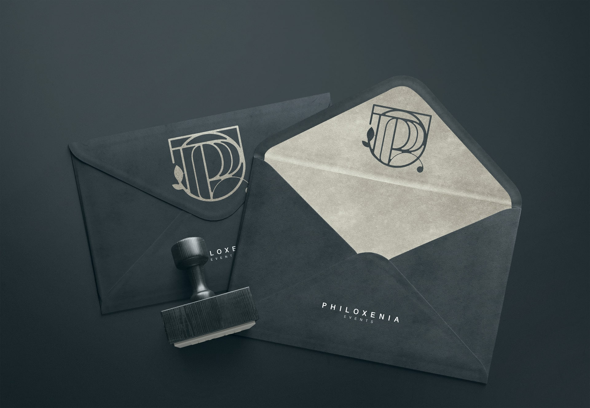 Envelope Design for Philoxenia