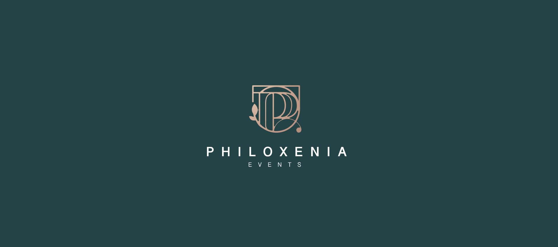 brand design for Philoxenia