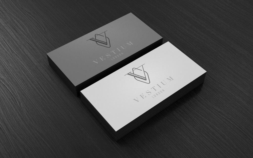 BUSINESS CARD VESTIUM
