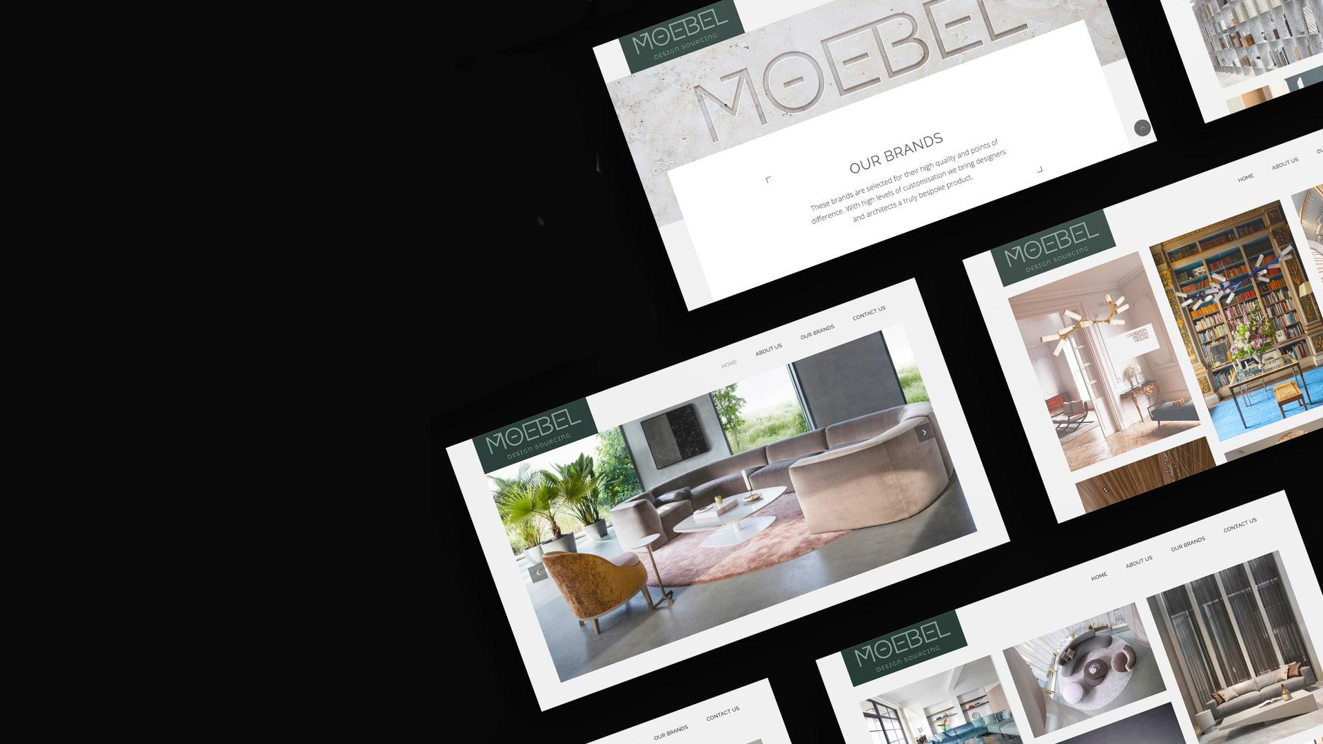 WEB DESIGN MOEBEL